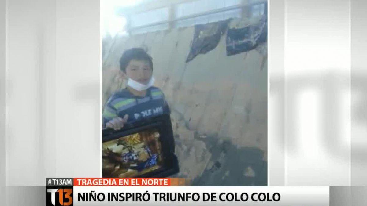 La emotiva historia del niño de Diego de Almagro que motivó al plantel de Colo Colo en México