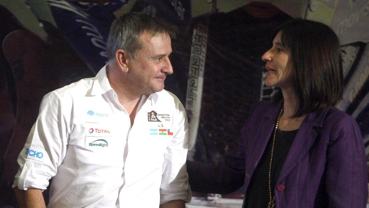 Director del Dakar lamenta ausencia de Chile en la competencia en el 2016