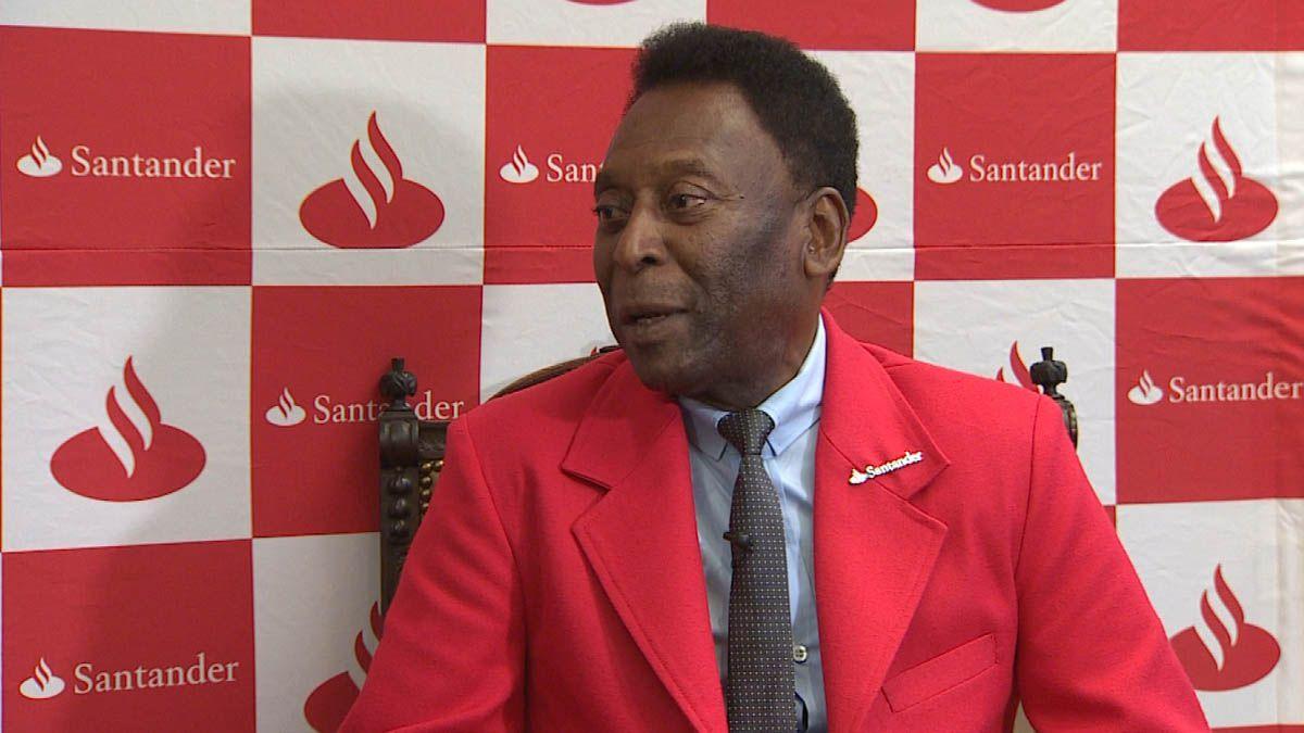 Pelé recibe alta este sábado tras operación en la próstata