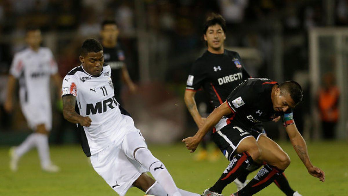 Triunfo de A. Mineiro pone en suspenso clasificación de Colo Colo en la Libertadores