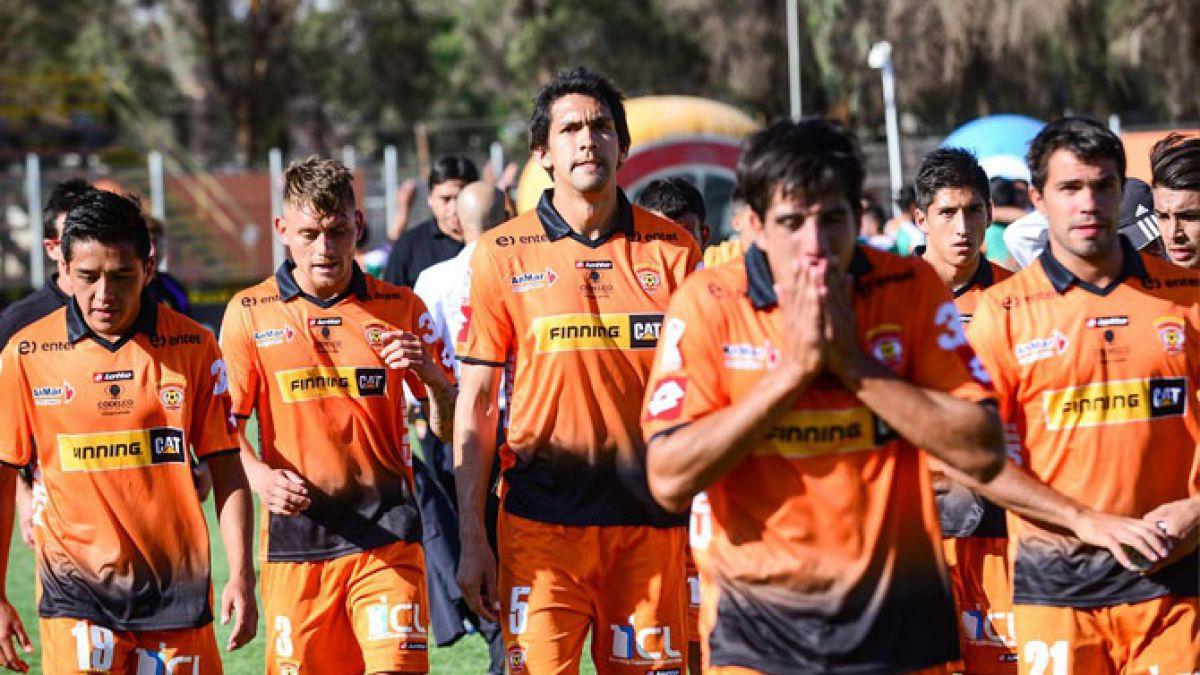 Presidente de Cobreloa reconoce profunda crisis económica del club