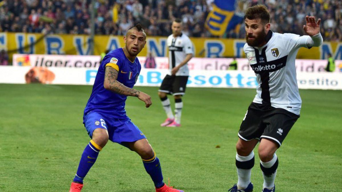 Juventus cayó ante Parma, el club que está en quiebra en Italia