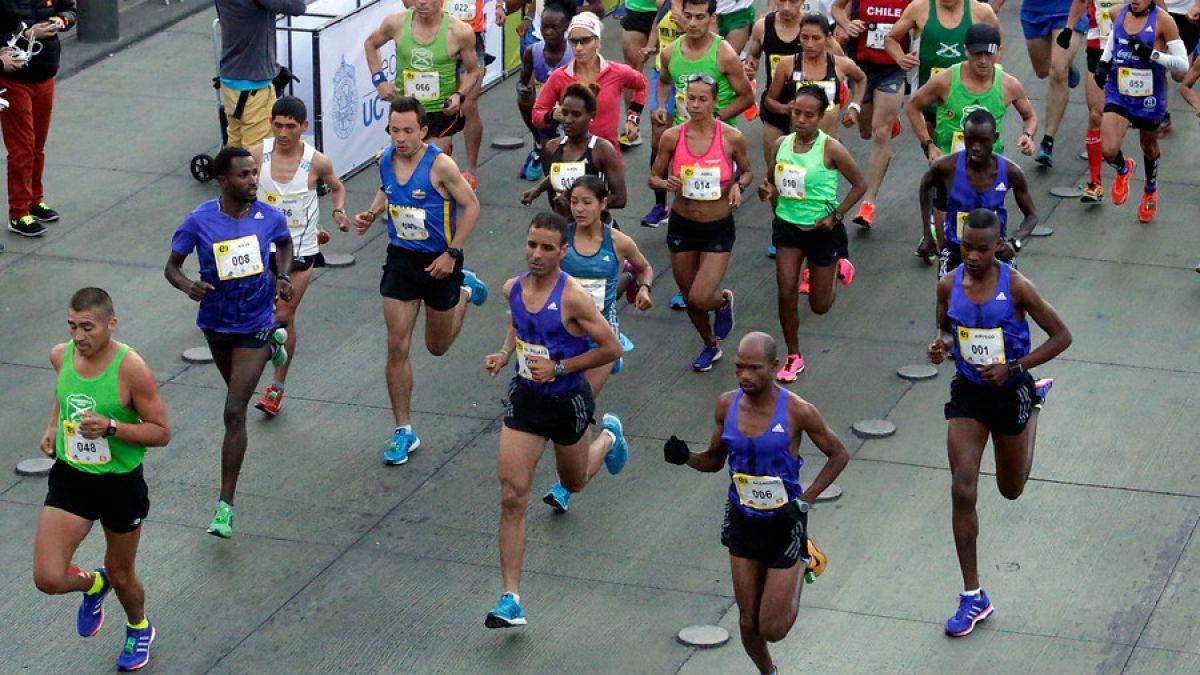 Comparte tu experiencia: Así se vive la Maratón de Santiago