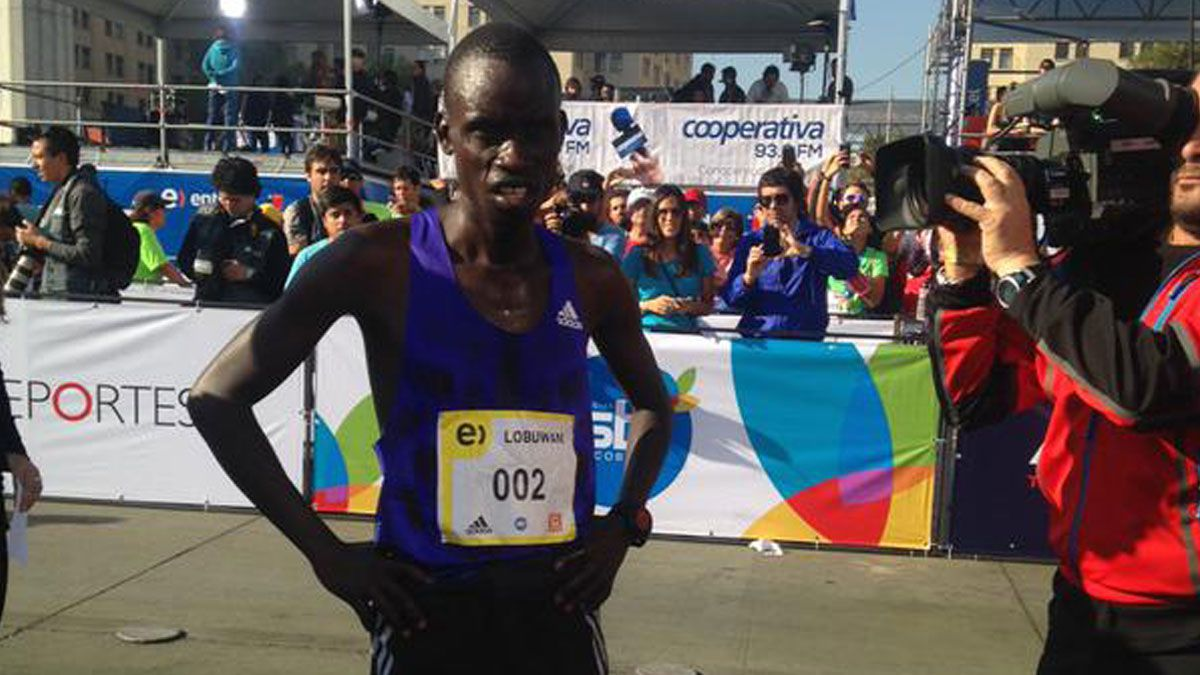 Estos son los ganadores del Maratón de Santiago 2015