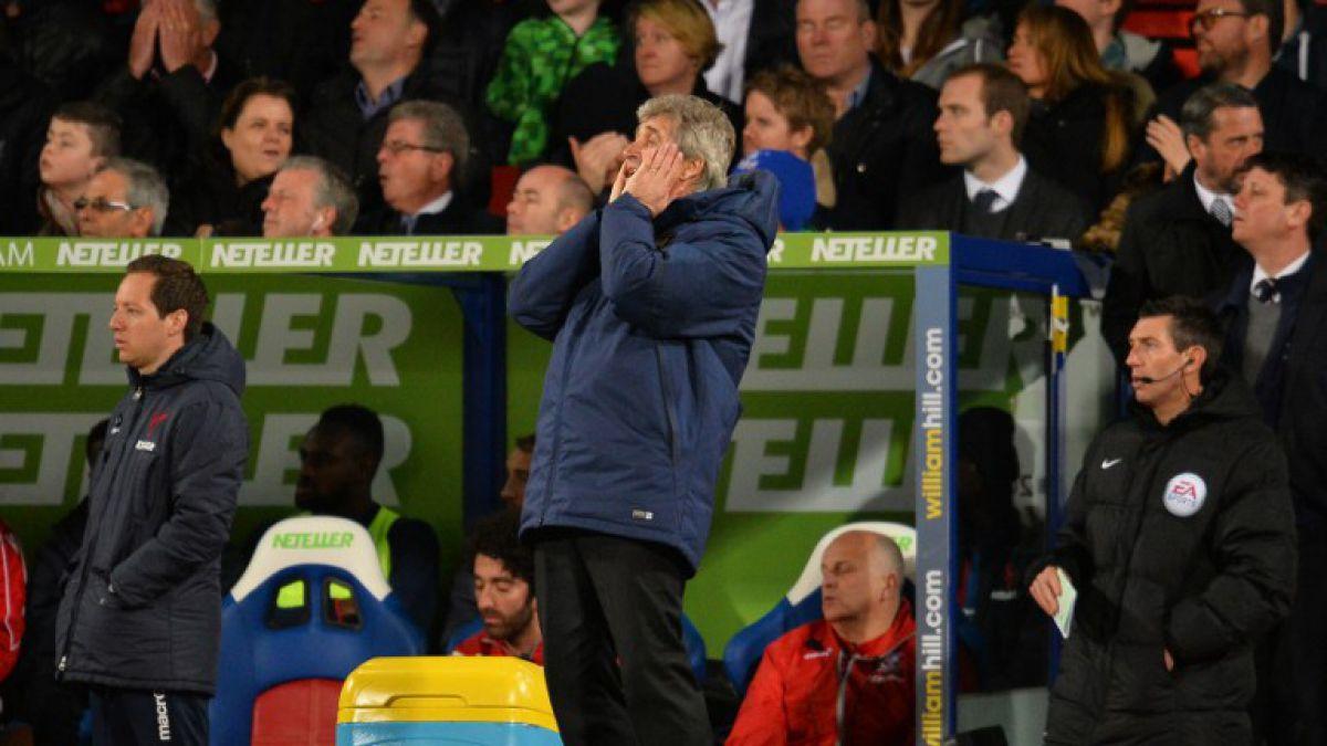Pellegrini reconoce que tiraron la temporada a la basura en Manchester City