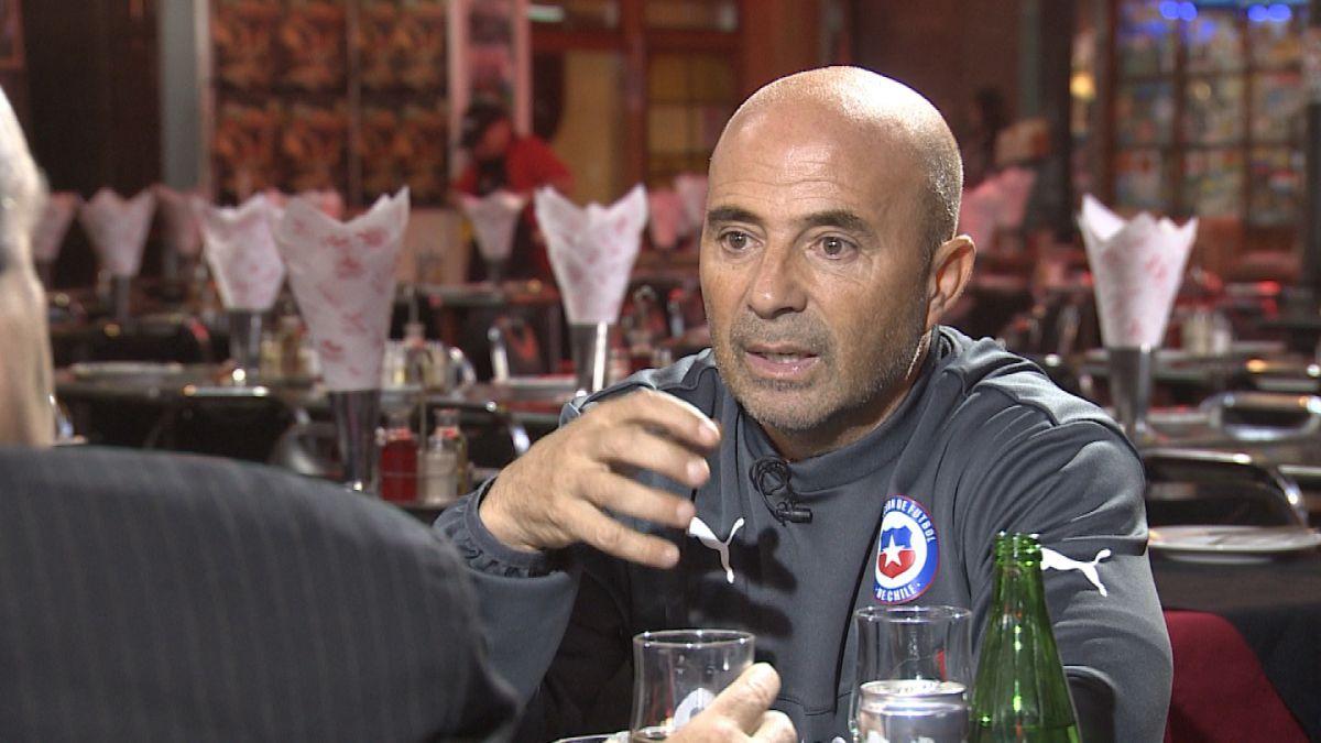 Jorge Sampaoli y la presión por ganar la Copa América: A otro país le puede afectar, a nosotros no