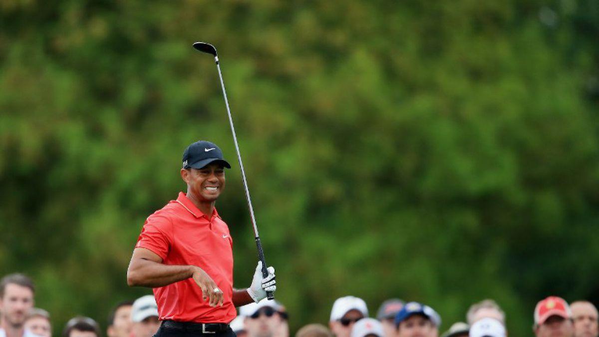 Tiger Woods tuvo un destacado regreso en el Masters de Augusta