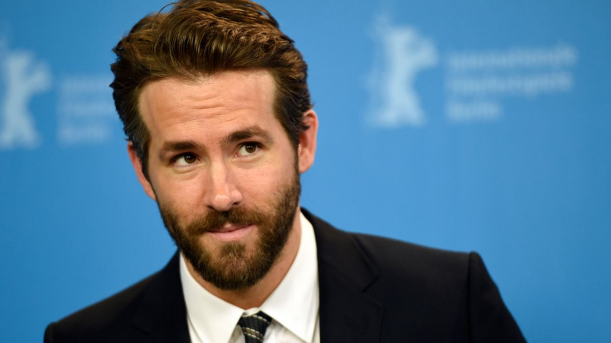 Ryan Reynolds comparte la primera