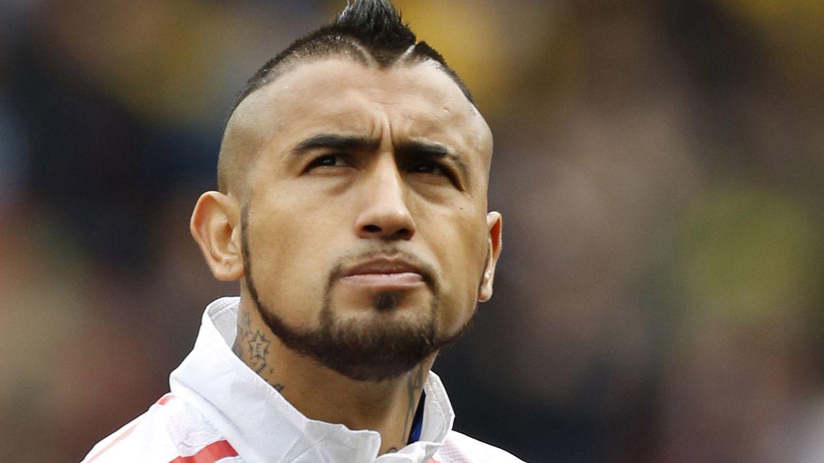 """Vidal y el travesaño de Pinilla: """"Si hubiéramos hecho el gol, habríamos llegado hasta la final"""""""