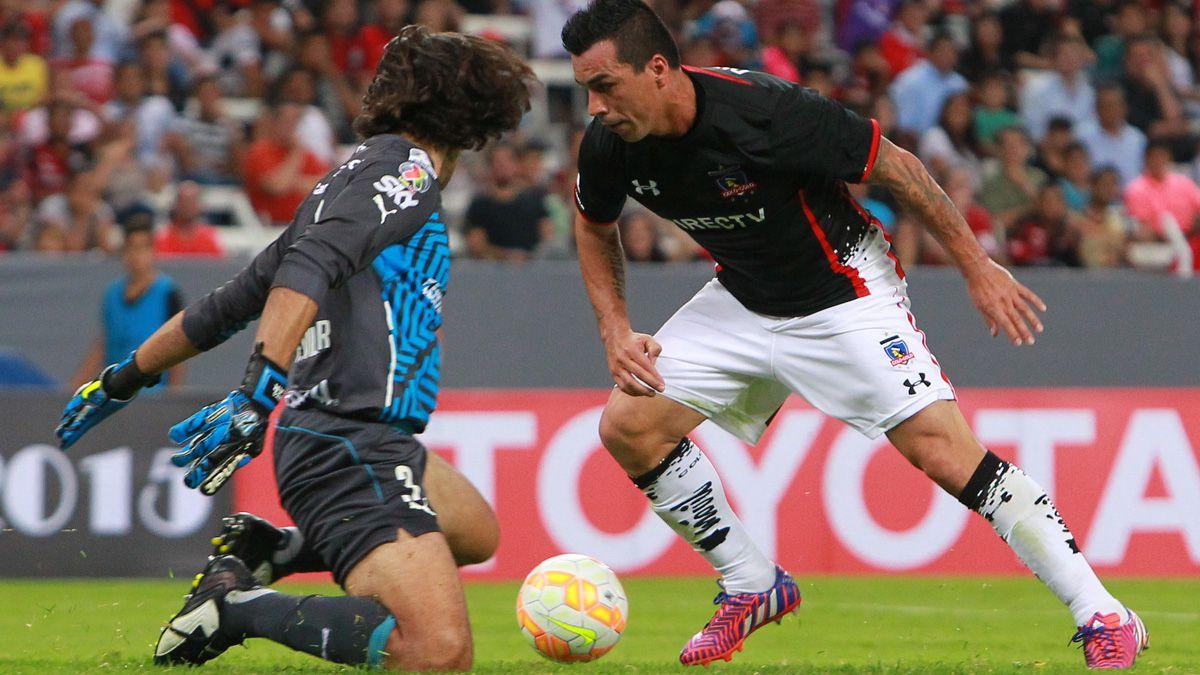 Las probabilidades estadísticas de los equipos chilenos para avanzar en la Copa Libertadores