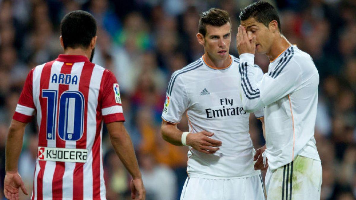Último año del derbi madrileño: El Atlético gana más, pero el Real golpea en momentos cruciales