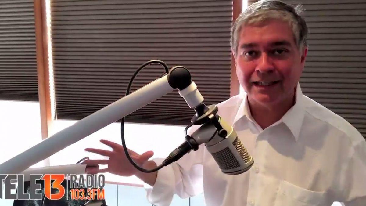 Ya está al aire: así fue el inicio de transmisiones de Tele13 Radio