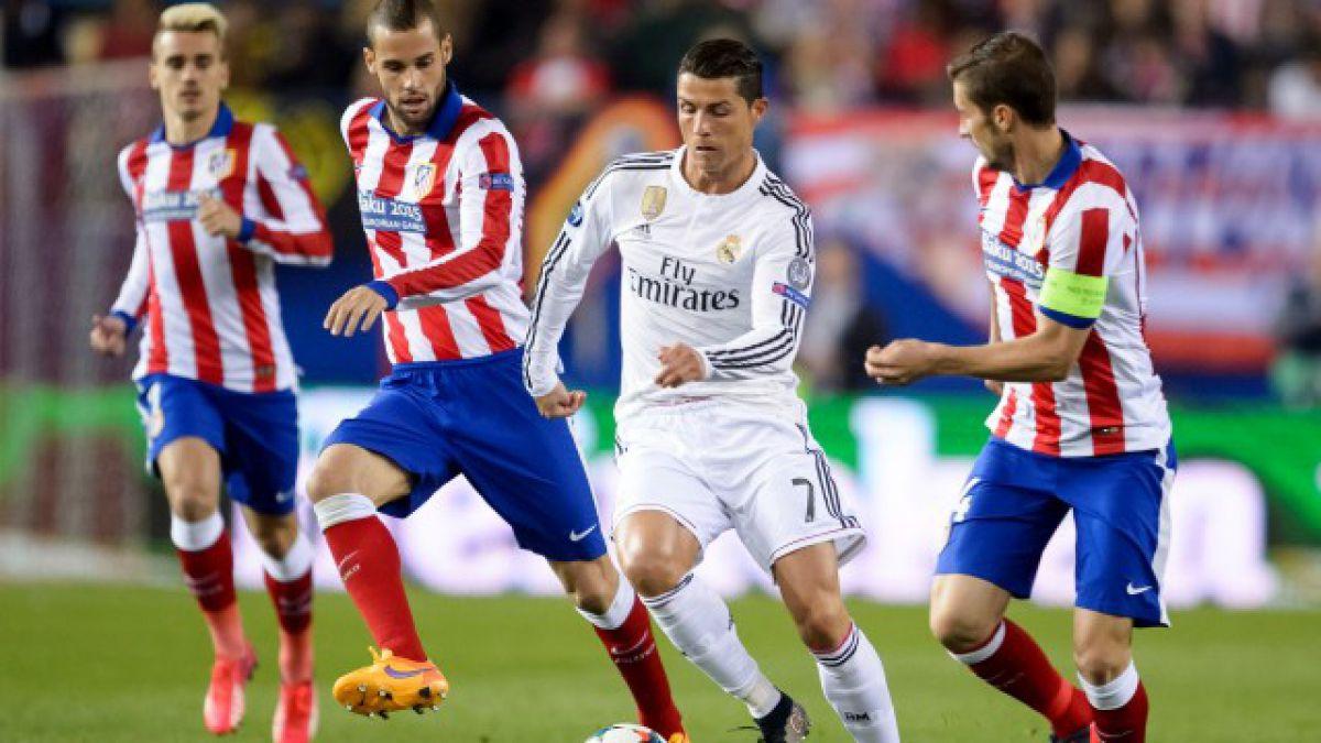 Champions League: En el Derbi madrileño no se hicieron daño
