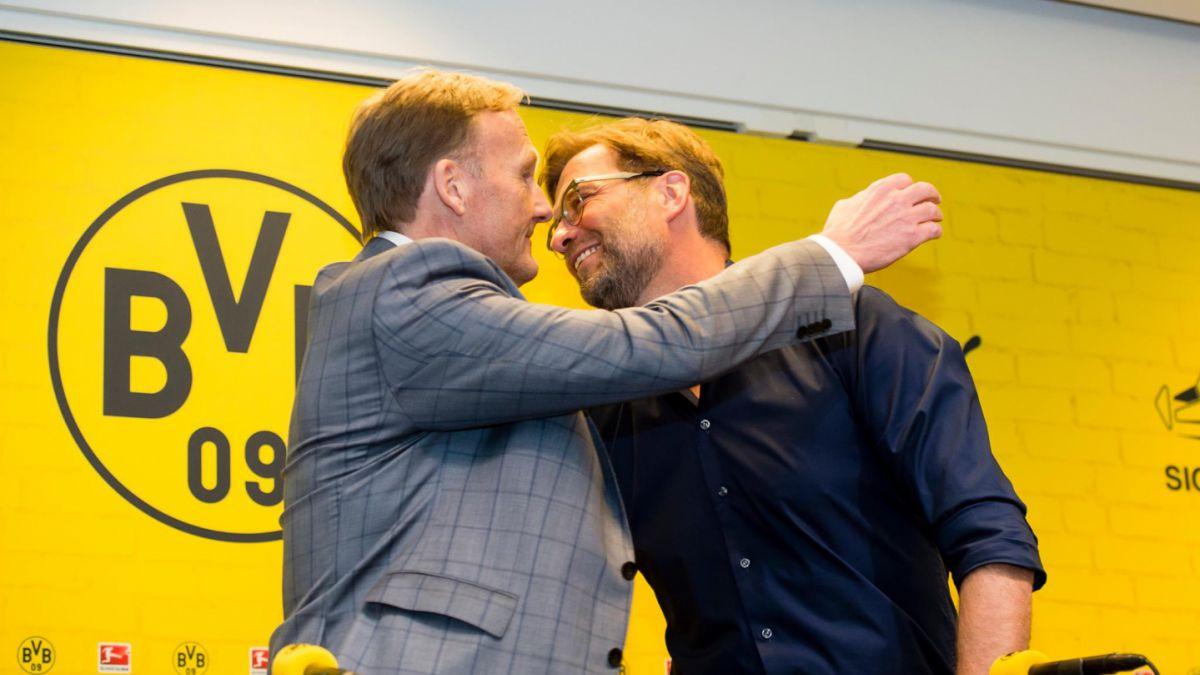 Tras 7 años y 5 títulos Jürgen Klopp deja al Borussia Dortmund