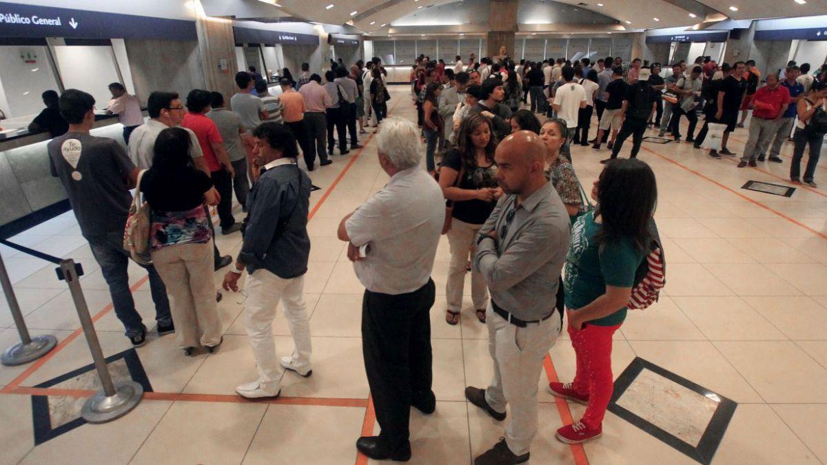 Banco Central: Demanda de crédito se percibe más débil para la mayoría de las carteras