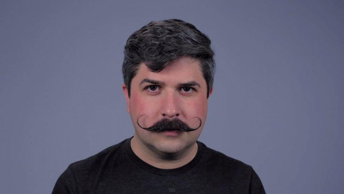 [VIDEO] La evolución del vello facial de los hombres a ...