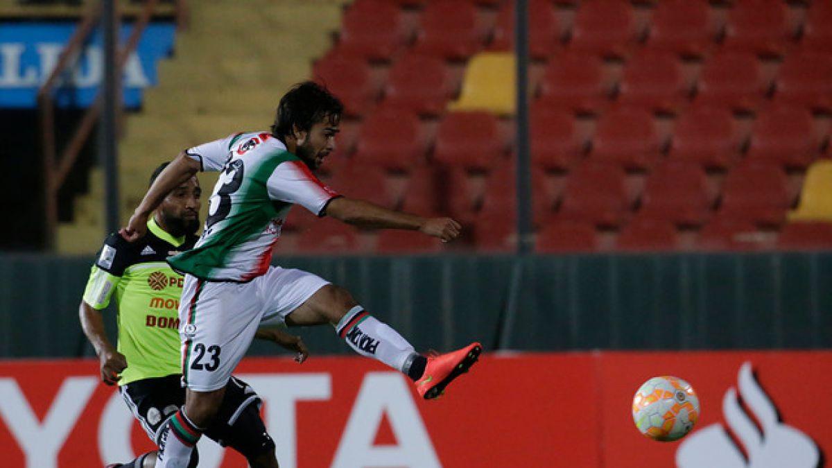 Calendario: Palestino y Universidad de Chile van por la hazaña en la Copa Libertadores