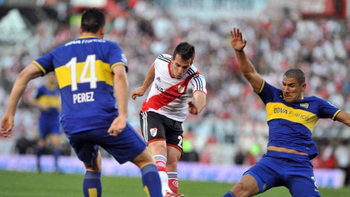 Las opciones para que River y Boca se enfrenten en la Libertadores