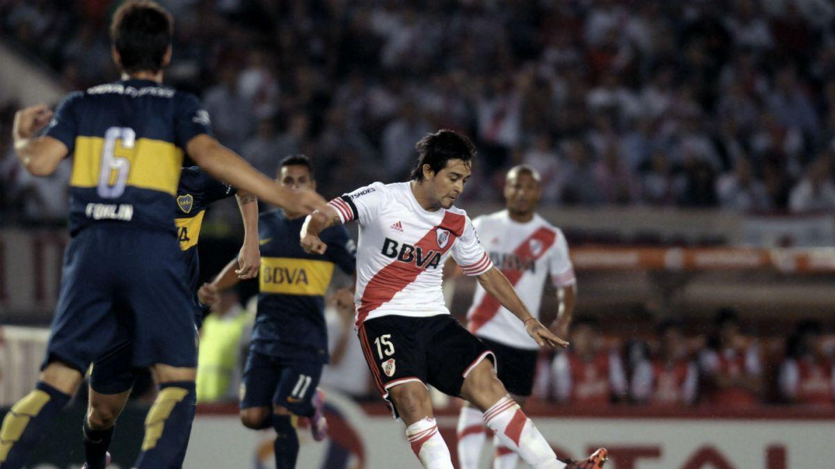 Boca Juniors y River Plate se verán las caras en la Copa Libertadores