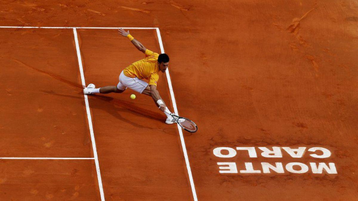 Novak Djokovic derrotó a Nadal y avanzó hasta la final de Montecarlo