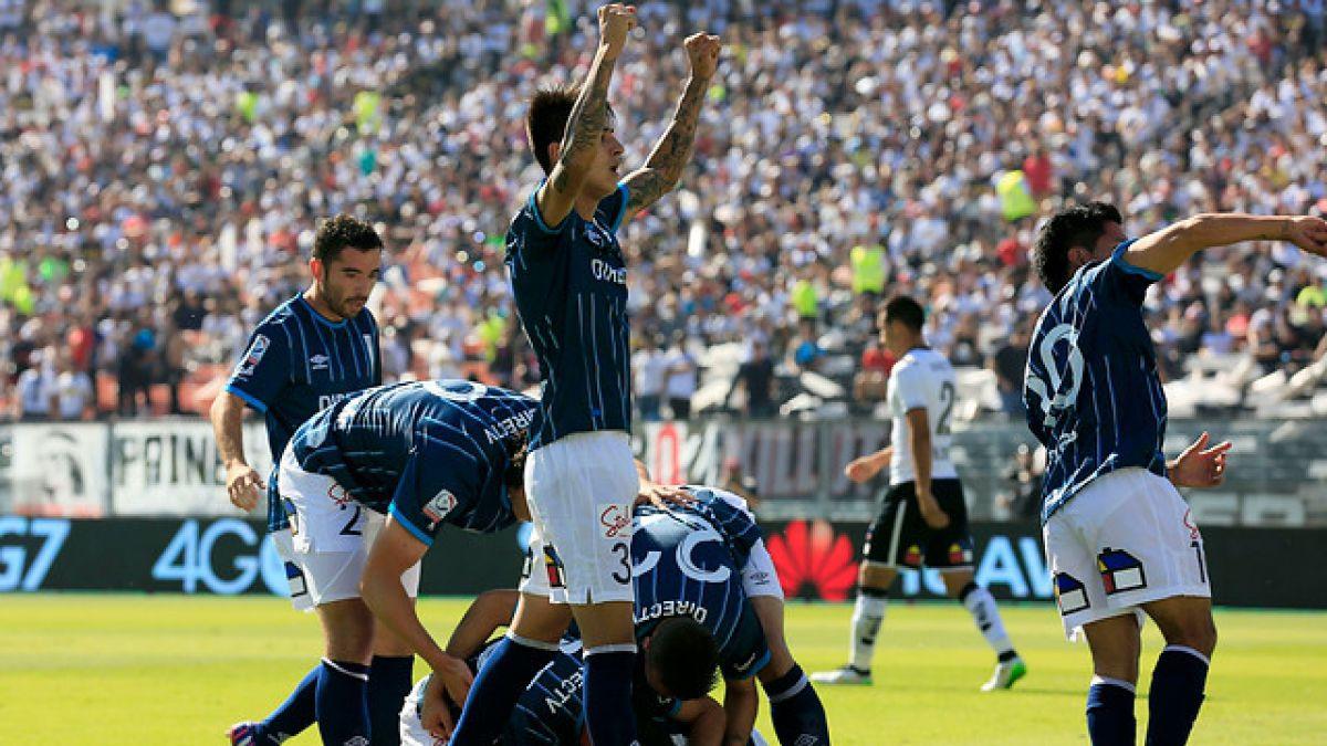 Fechas y horarios de los equipos chilenos en la Copa Sudamericana