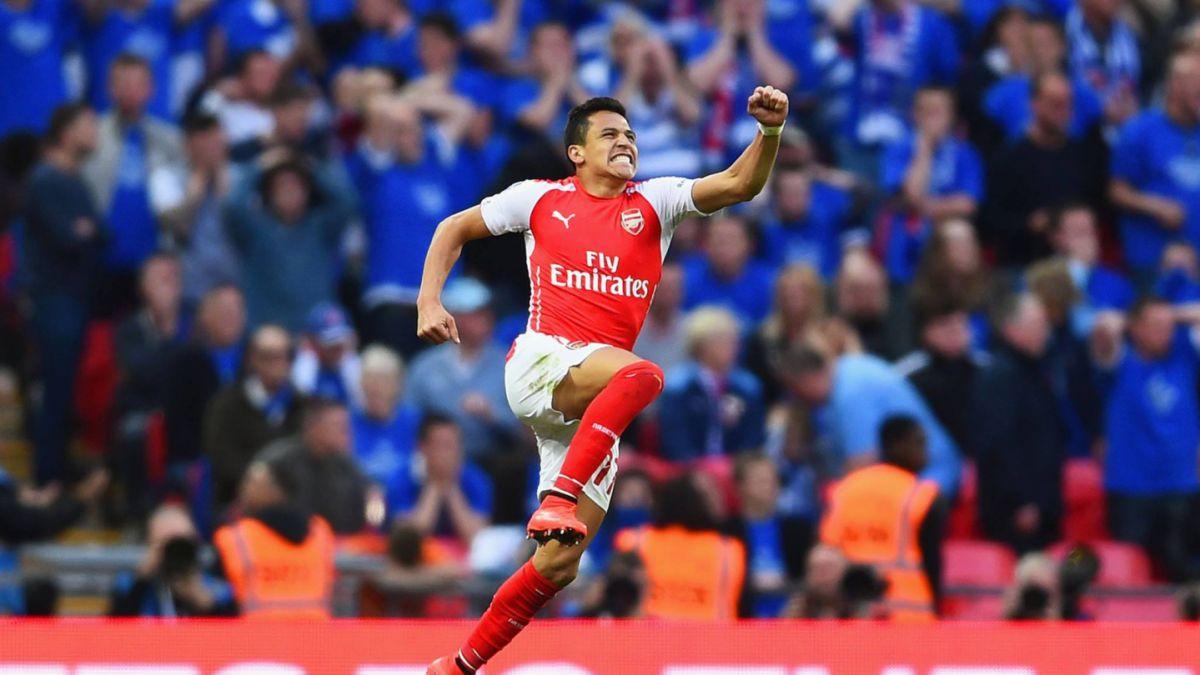 """El Niño Maravilla feliz: Alexis dice estar """"sorprendido"""" y """"orgulloso"""" del Arsenal"""