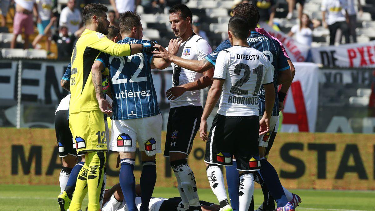 Castigado: Roberto Gutiérrez se despide del Clausura