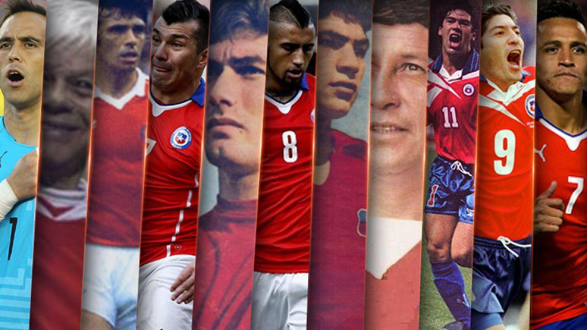 ¿Crees que este es el 11 ideal de Chile en la historia?