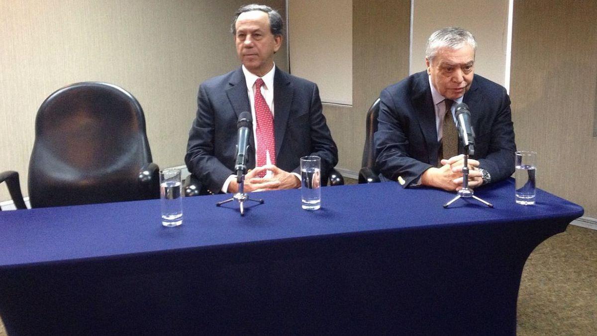 Elecciones Sofofa: Andrés Navarro presenta su programa e insiste en debate con von Mühlenbrock