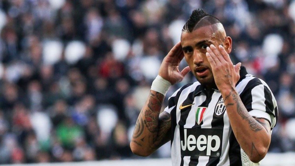 [GOL A GOL] Arturo Vidal quiere alcanzar con Juventus la semifinal de la Champions League