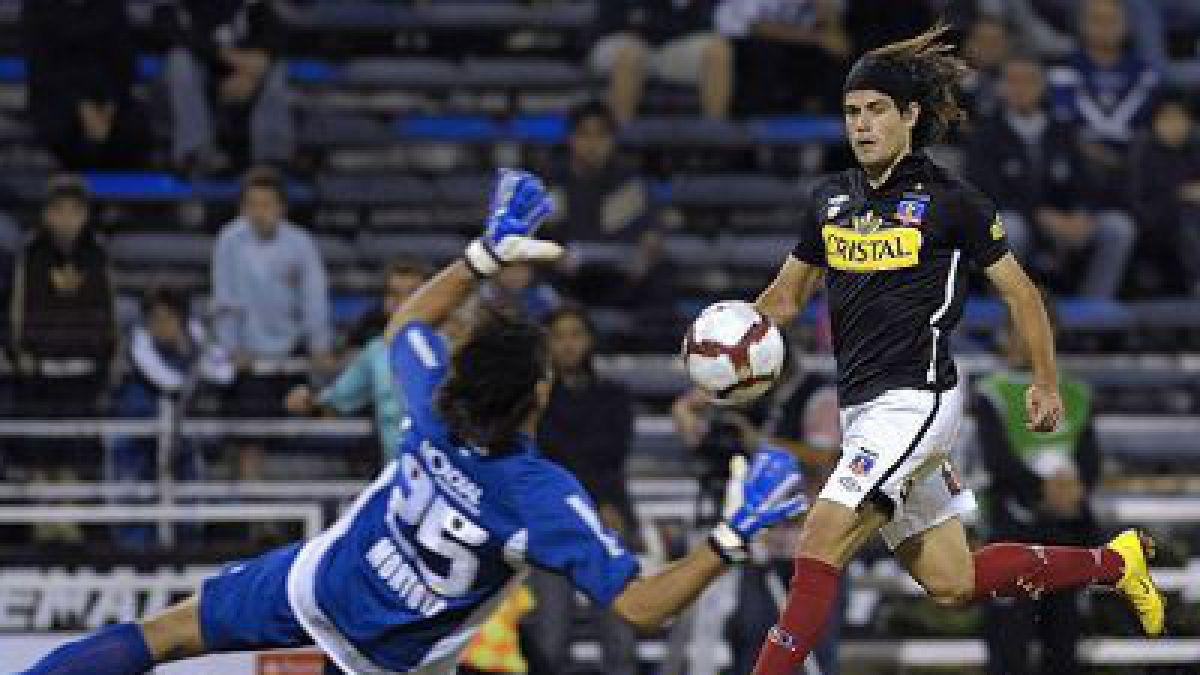 La historia no juega a favor de Colo Colo en Belo Horizonte