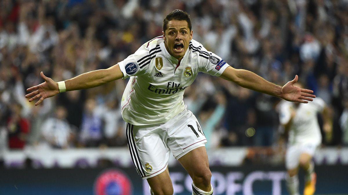 Real Madrid avanza gracias a gol de Chicharito