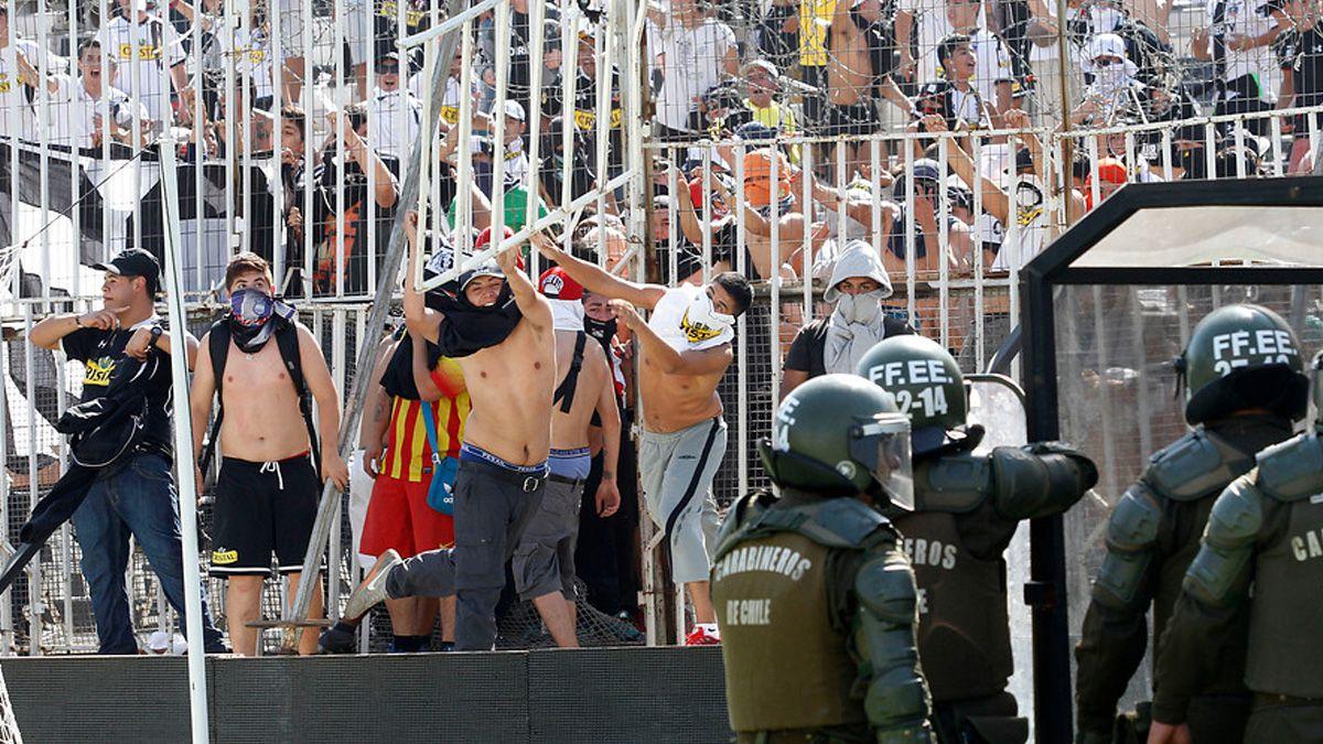 Los 3 importantes cambios en la nueva ley contra violencia en el fútbol