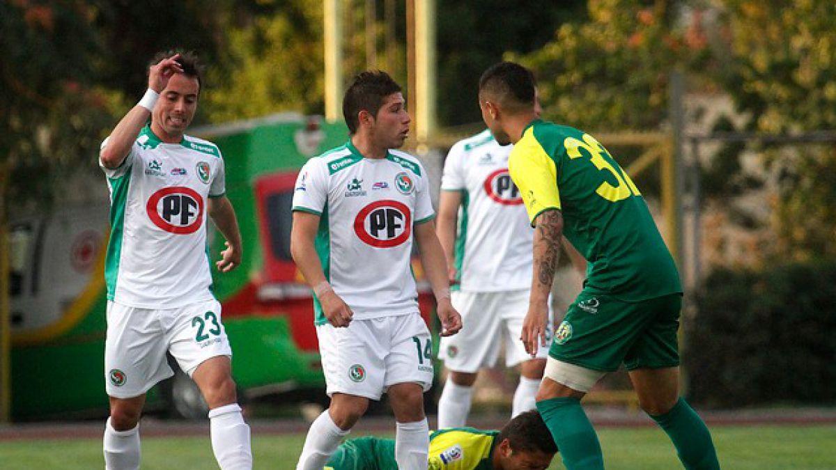 Se suspende la final de segunda división entre Puerto Montt y SAU