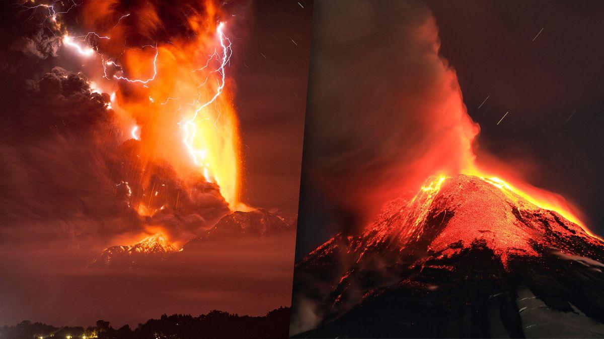 D nde est n y c mo son los volcanes del mundo tele 13 for Cuantos tipos de arboles hay en el mundo