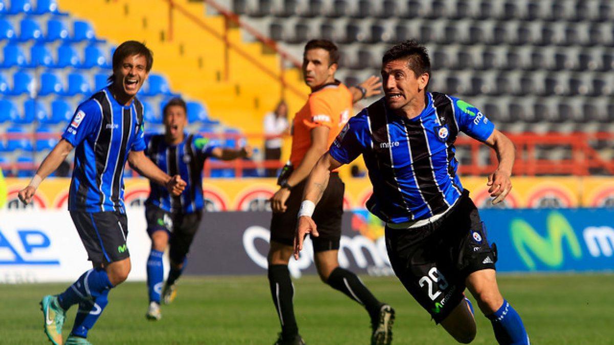 Huachipato venció a San Marcos y aseguró su clasfiicación a Copa Sudamericana