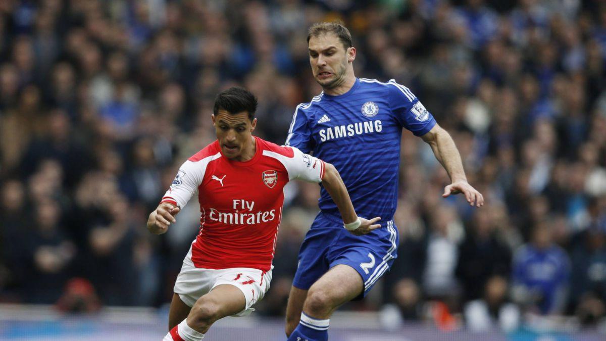 Arsenal de Alexis no pudo derrotar a Chelsea