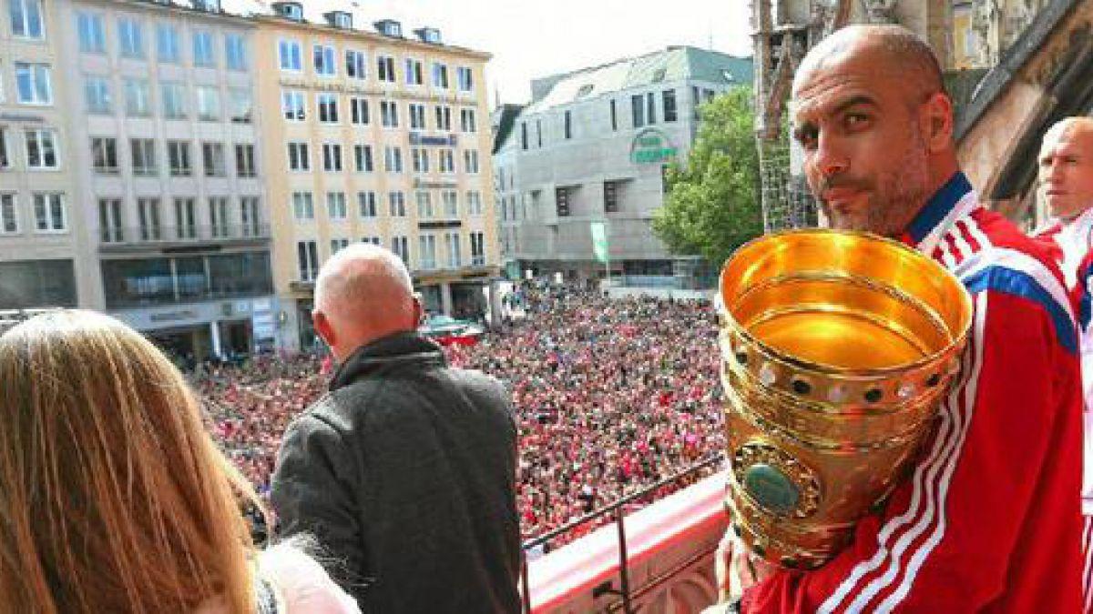 Bayern Múnich campeón: Pep Guardiola consiguió el título N° 19 de su carrera