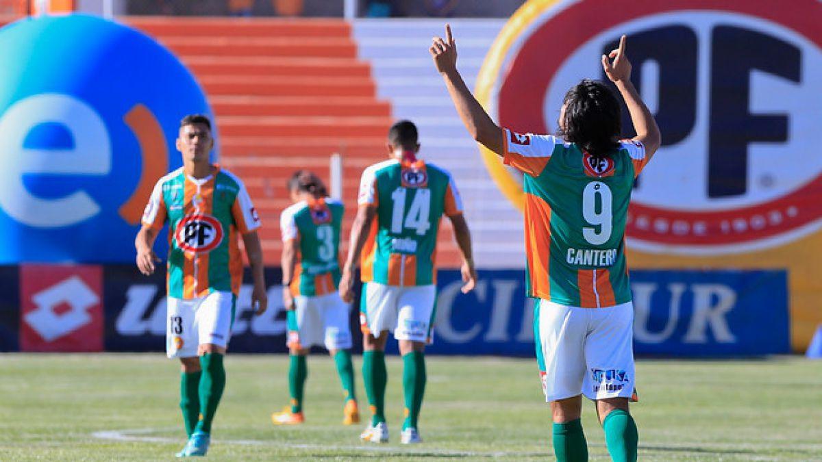 Cobresal, el equipo que pasó de pelear el descenso a ser campeón en Chile
