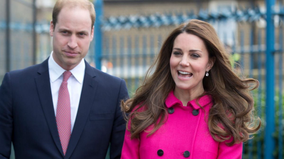 Kate Middleton se prepara para dar a luz a su tercer hijo junto a William