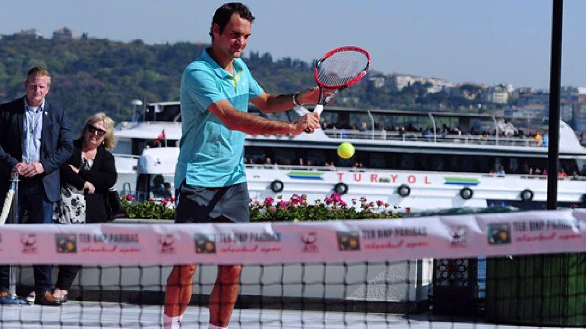 Roger Federer le entrega toda la presión a Rafael Nadal