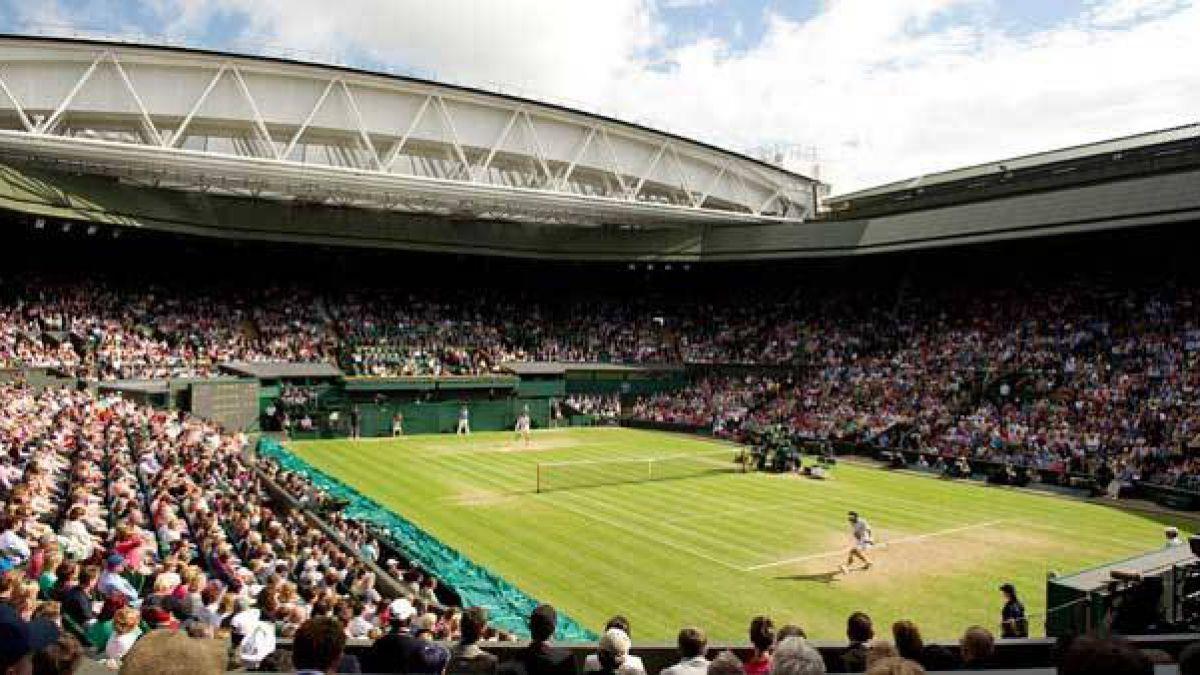 Wimbledon prohíbe la utilización de paloselfis