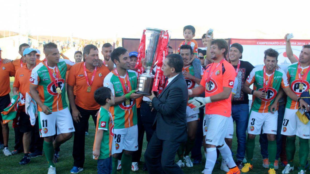 Aclaración: Cobresal sigue siendo el campeón y Huachipato no suma puntos