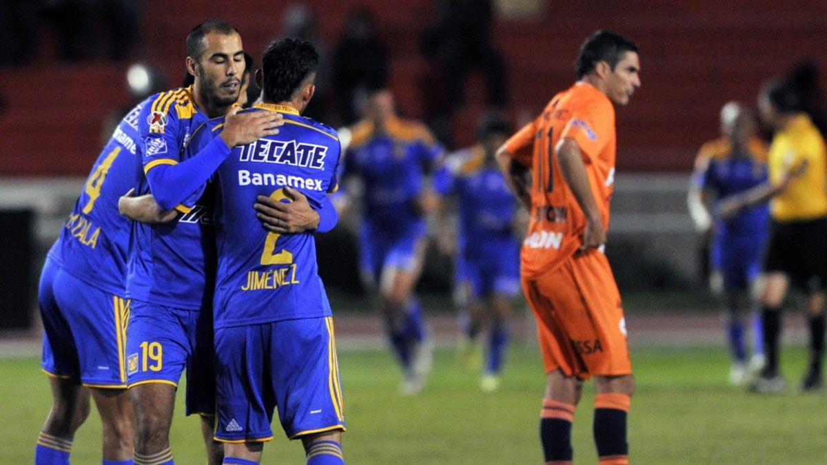Copa Libertadores: Tigres vence de visita a Universitario de Sucre