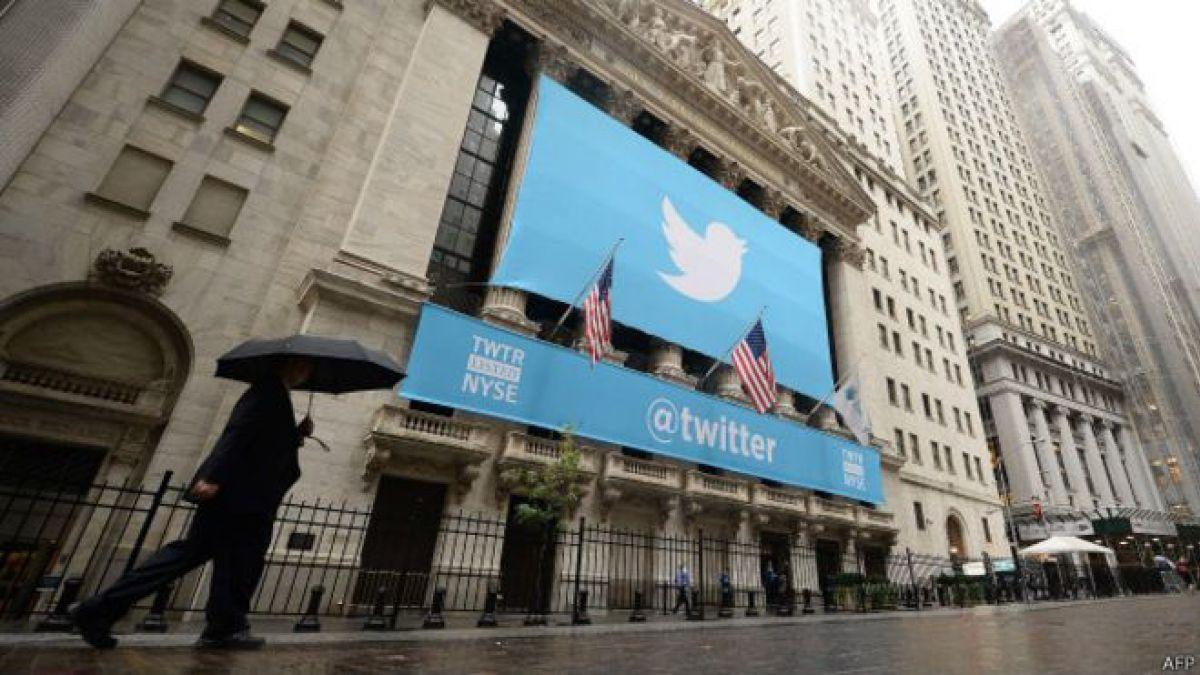 ¿Cómo un tuit le costó US$8.000 millones a Twitter?