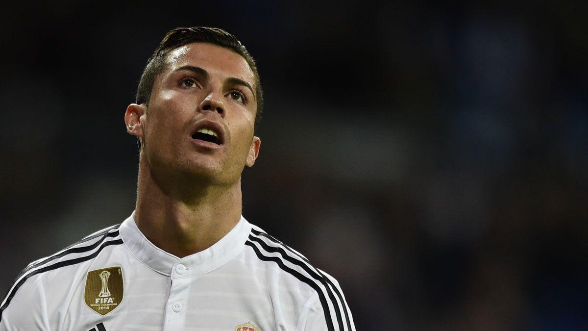 [VIDEO] Gol de Arbeloa provocó el enojo de Cristiano Ronaldo