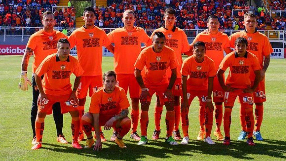 ANFP ratifica castigo a Cobreloa, pero de tres puntos