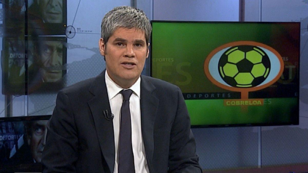 Juan Cristóbal Guarello entrega dato relevante sobre el descenso de Cobreloa