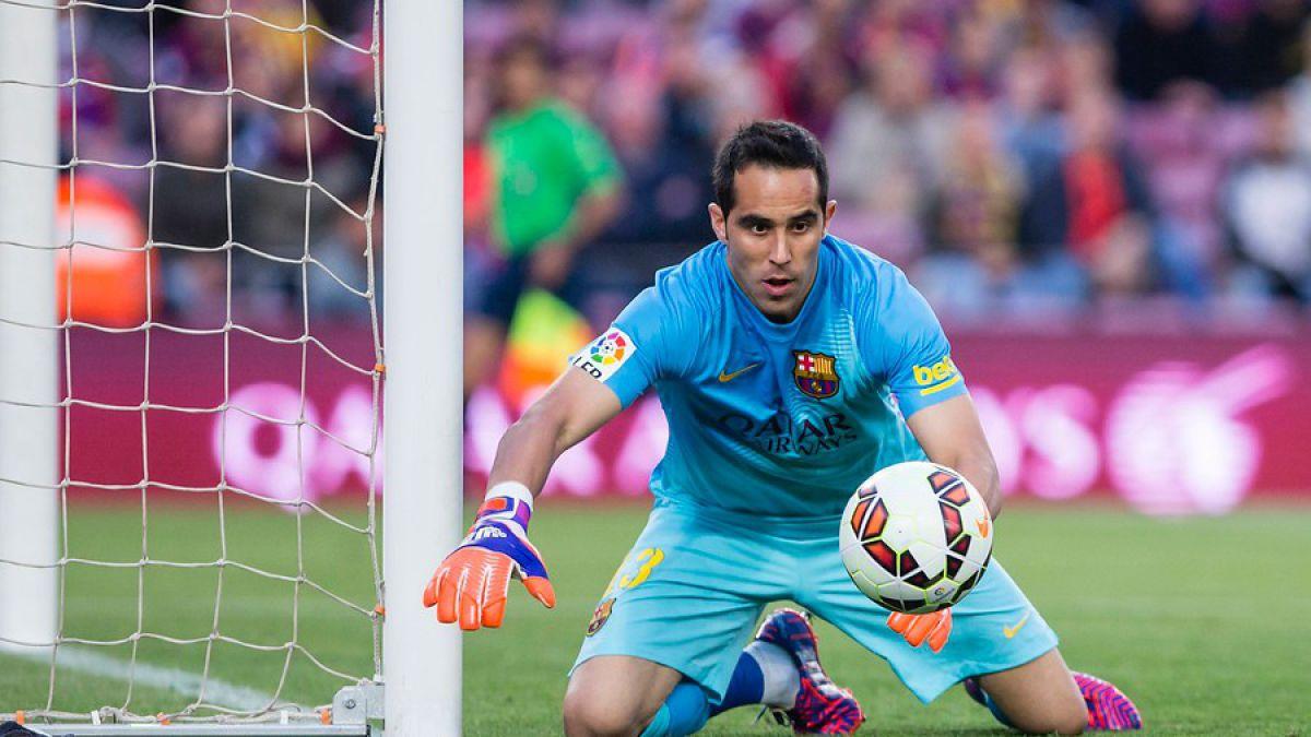 El nuevo récord que podría batir Claudio Bravo este sábado en FC Barcelona