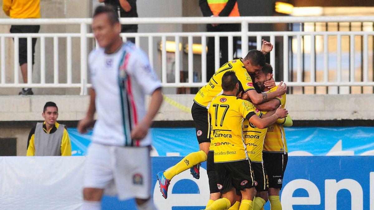 Celebra Quillota: San Luis retorna a Primera División después de cinco años